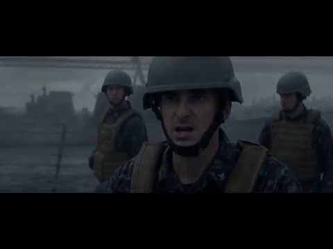 Godzilla (2014): Bridge Attack Scene HD