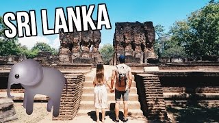 SRI LANKA ADVENTURES!