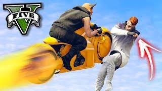 GTA V Online: MOTOS vs PARKOUR - O KILL mais RÁPIDO!!!