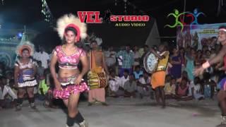 Karakattam Midnight Village Dance New hot dance