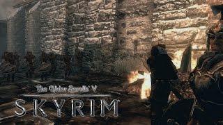 Skyrim - Imperial Civil War Questline - Full Playthrough (HD PS3 Gameplay)