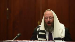 Cantor Zalmen Stiefel ~ Nusach Chabad, Kedusha for Musaf