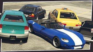 HD GTA 3 CARS FOR GTA 5!