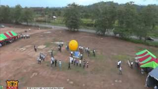 Launch of a deployable CanSat by All Nations University College
