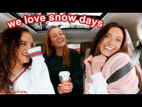 Xxx Mp4 Spend A Snow Day With Teenage Girls 3gp Sex