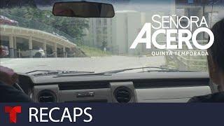 Señora Acero 5 | Recap (11/09/2018) | Telemundo