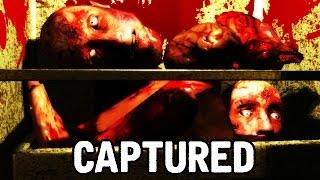 CAPTURED Gameplay German Horror Game - Bondage Keller des Grauens