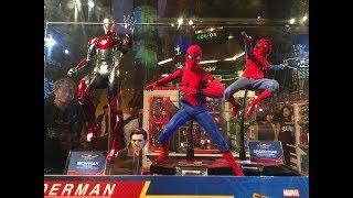 Spider-Man Homecoming Hot Toys 360 Walkaround