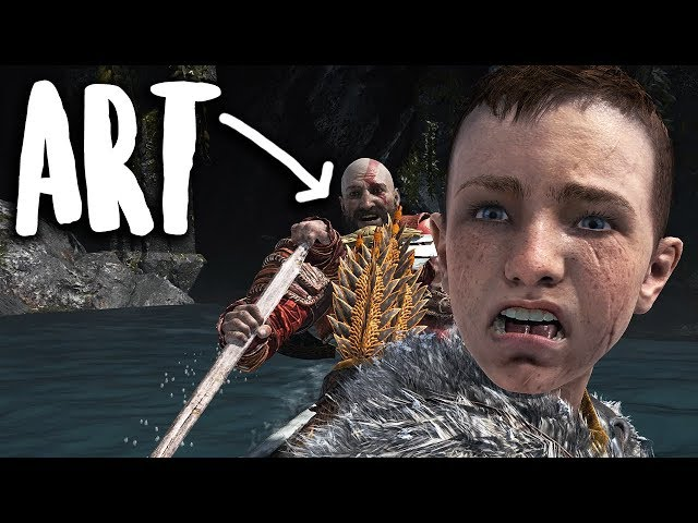 God of War 4 BEST CUTSCENES EVER? - Dude Soup Podcast #174