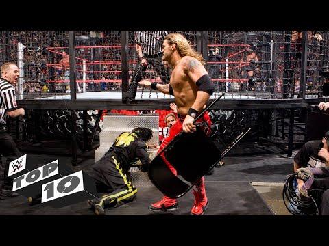 Xxx Mp4 Shocking Elimination Chamber Match Moments WWE Top 10 Feb 9 2019 3gp Sex
