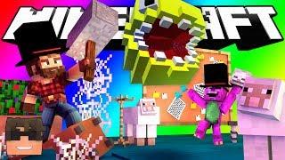 Minecraft Do Not Laugh | SO MANY SHEEP!  (SkyDoesMinecraft Do Not Laugh Challenge)