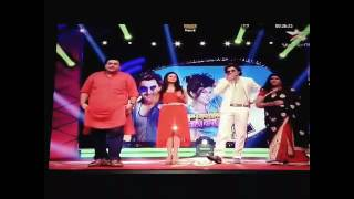 Tollywood super star Jeet | koyel dance | star jalsha | besh korechi prem korechi take one