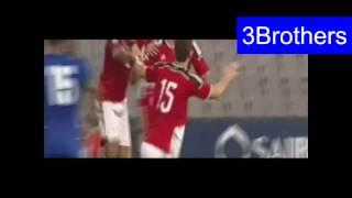 اهداف مصر وتنزانيا  || 3 -0  ||14/6/2015
