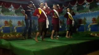 Jaula kanxi jaljala dance by kilchowk guys in a programme.