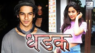 Sairat Hindi Remake Movie Titled As DHADAK | Lehren Marathi
