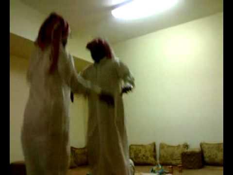 رقص شباب سعودي