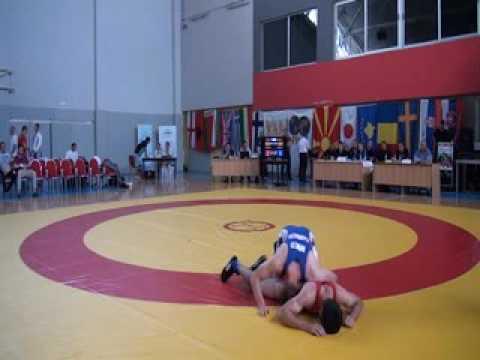 65 kg. Raif Kamberi (MKD) vs Ertan Redzepi (MKD), XXXX Macedonian Pearl, 04.06.2016, Skopje