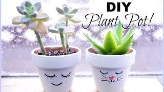 DIY Plant Pots| BeautyStein