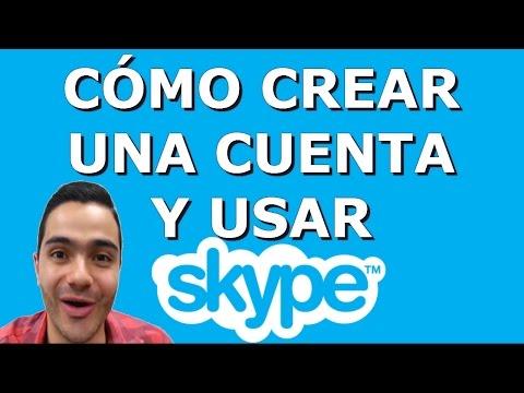 Xxx Mp4 Cómo Crear Una Cuenta Y Usar Skype 2017 3gp Sex