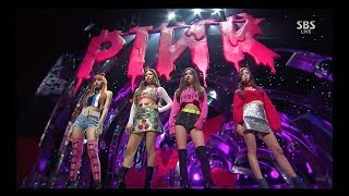 BLACKPINK - '마지막처럼 (AS IF IT'S YOUR LAST)' 0625 SBS Inkigayo