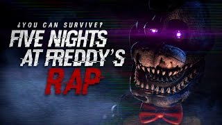 FIVE NIGHTS AT FREDDY'S RAP「Five Nights」║ JAY-F