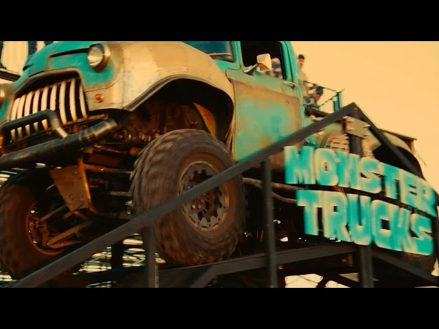 """Monster Trucks (2017) - """"Rally"""" - Paramount Pictures"""