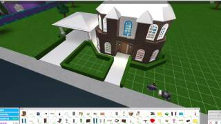 Roblox bloxburg mansion build 100k daikhlo for Build a house for 100k