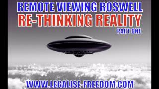 Courtney Brown - Remote Viewing Roswell, Rethinking Reality: Part One