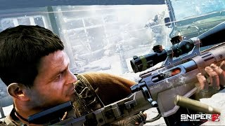 sniper ghost warrior 2 stealth gameplay  sniper assassin