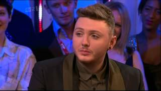 James' First Interview - The Xtra Factor - The X Factor UK 2012