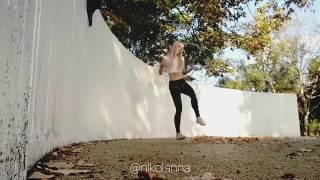 Alan Walker - Faded Shuffle Dance Girl HOT Cutting Shapes Cz 2
