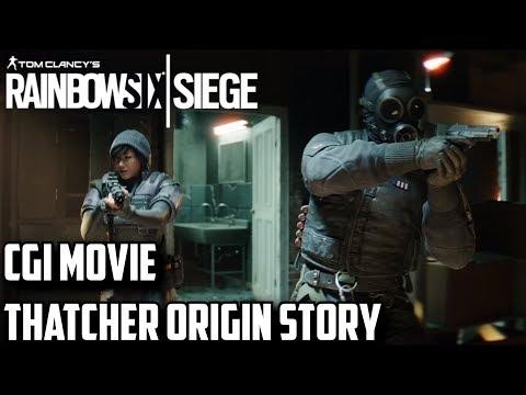 Xxx Mp4 Rainbow Six Siege CGI Movie Thatcher Origin Story With Dokkaebi Harry 3gp Sex