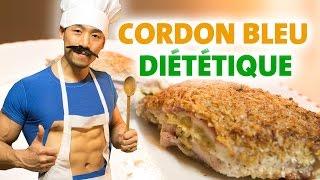 La recette du cordon bleu diététique