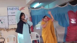 Jai Jai Shiv Shankar Kanta Lage Na Kankar |  Parents Day Saket Pranaam M2U01499