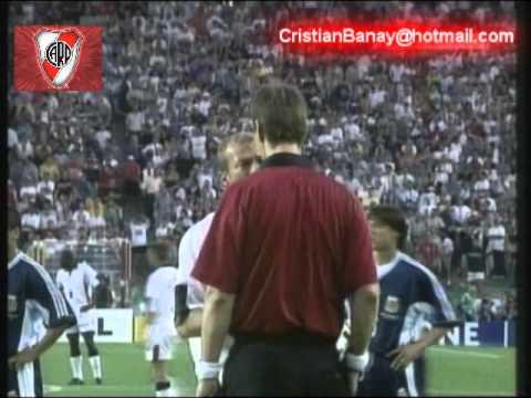 Argentina 2 Inglaterra 2 Mundial Francia 1998 Relato Mariano Closs