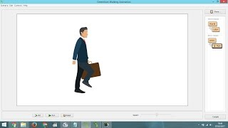 How to Make Simple Walking Animation Algorithm in Greenfoot