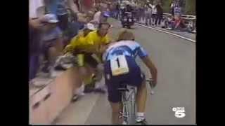 Giro d'Italia 1995 - 17 Selvino Aviatico Rominger