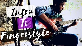 Introduction To Fingerstyle Guitar For Beginners