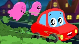 Scary Smelly Fart | Little Red Car Videos | Kindergarten Nursery Rhyme For Toddlers by  Kids Channel