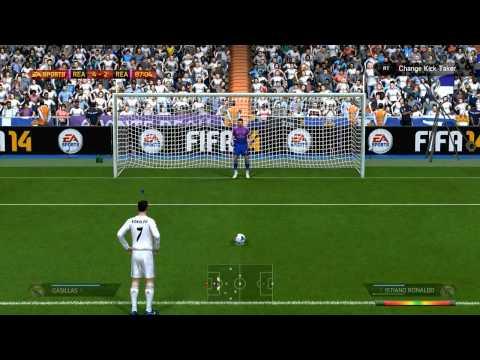 Finalen til DM i Fifa 2014