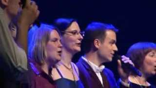 O Täler weit  -  Maybebop + Fanclub-Chor