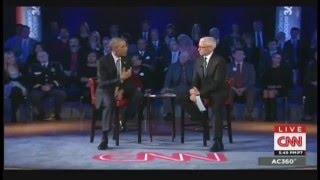 President Obama Town Hall: Guns in America (January 7, 2016)