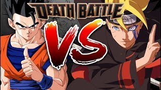 Gohan Vs Boruto Feat. Mr Loko | Death Battle