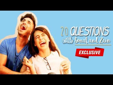 Xxx Mp4 Zain Imam And Sonal Vengurlekar 20 QUESTIONS 3gp Sex
