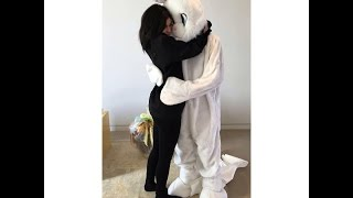 Kylie JeNNer Easter w/ Tyga Snapchats 2016