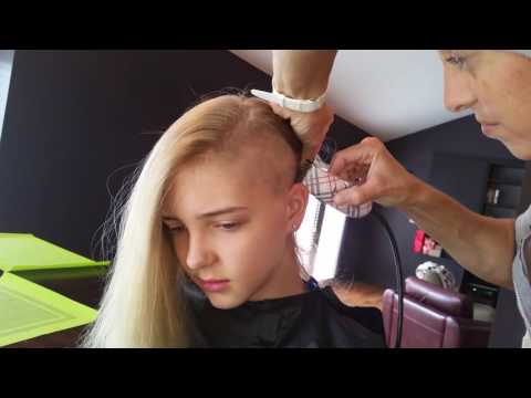 Xxx Mp4 Girl Shaves One Side Of Her Hair 3gp Sex
