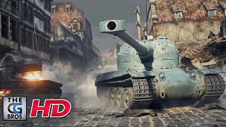 """CGI 3D Animated Trailers: """"The Grand Finals CG Trailer"""" - by Wargaming.net"""