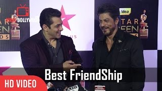 Salman And Shahrukh On Thier Long Friendship | Sultan And King Khan Together