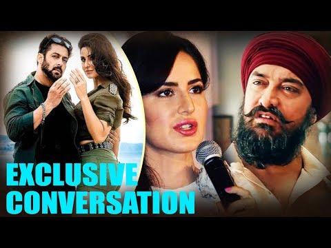 Xxx Mp4 Salman Khan CONFIRMS Tiger Zinda Hai SEQUEL Thugs Of Hindostan Katrina Kaif 3gp Sex