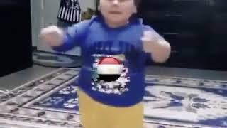 رقص اطفال علي اغنية العب يلا